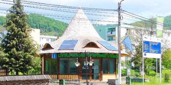 Centrul Național de Informare și Promovare Turistică Azuga