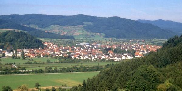 Panorama Steinach