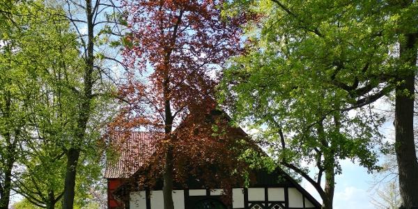 Altes Pfarrhaus Wiedensahl