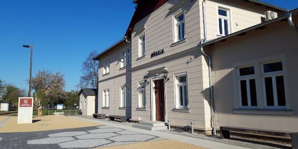 Geoportal Bahnhof Mügeln