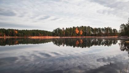Teijon kansallispuistossa on loistavat mahdollisuudet ulkoilla
