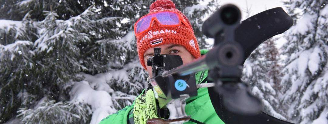 Biathlon.schiessen