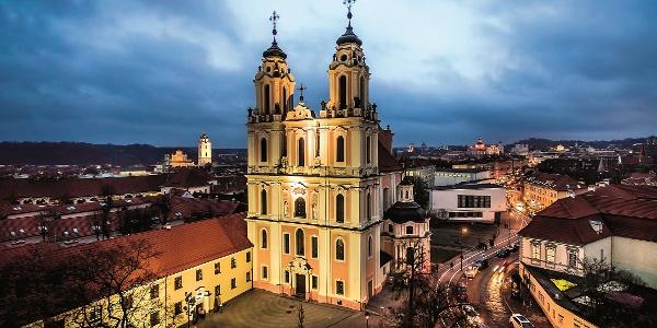 Katharinenkirche in Vilnius