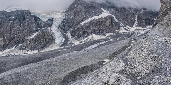 Solda Glacier Trail
