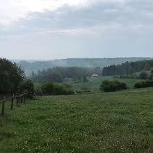 Weitläufige Hügellandschaft