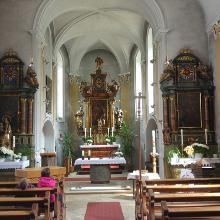 St. Margaretha in Mühlhausen im Täle