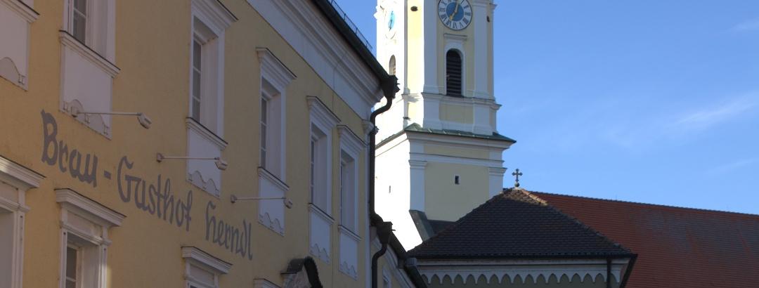 Pfarrkirche Rotthalmünster