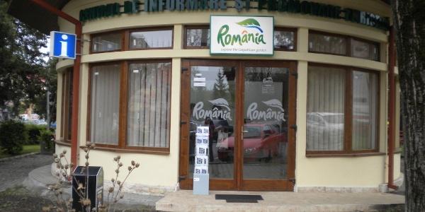 Centrul Național de Informare și Promovare Turistică Reghin
