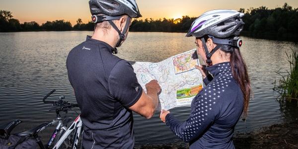 Litovelské Pomoraví - cyklo u Poděbrad
