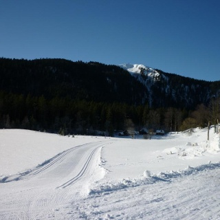 Skiwanderung beim Raimartihof