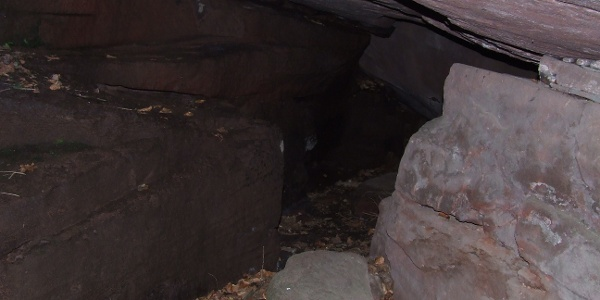 Felsenhaus des Hölzerlips