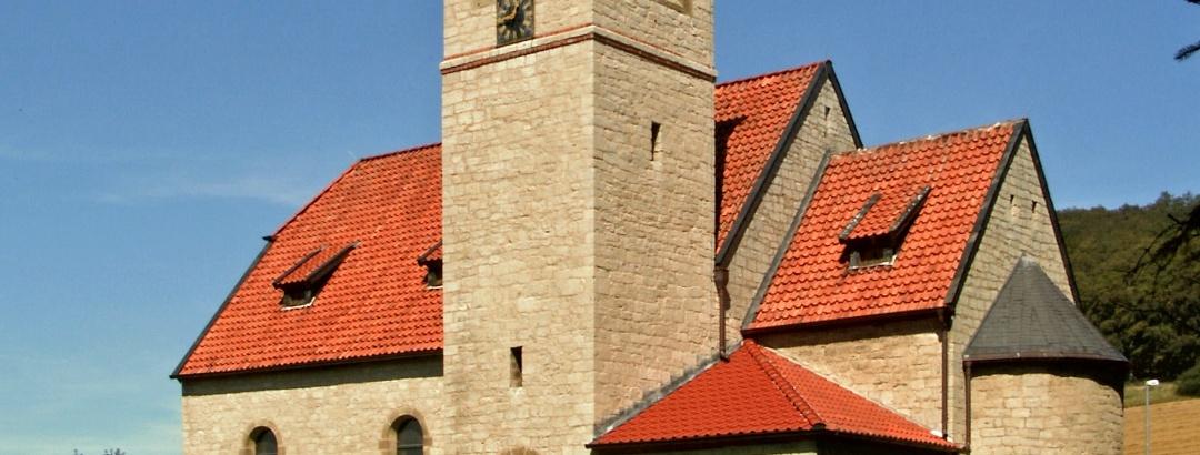 Kirche St. Bernward in Everode