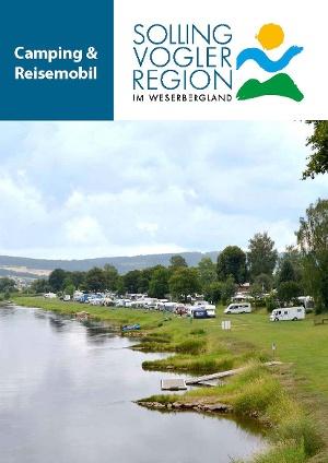 Prospekt Camping und Reisemobil in der Solling-Vogler-Region im Weserbergland e. V.