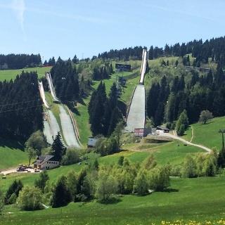 Fichtelbergschanzen