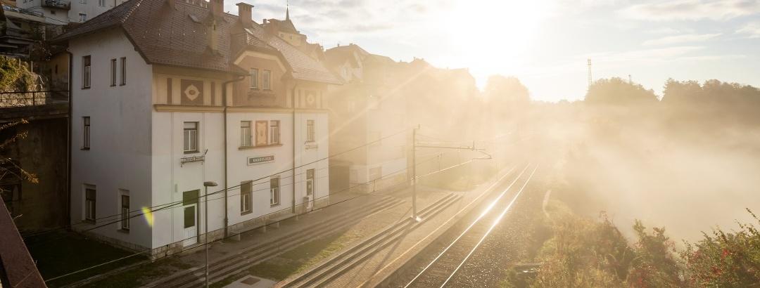 Železniška postaja Radovljica
