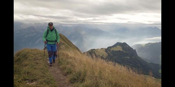 Trekkingtour über den Hardergrat   Wandertipps von Schöffel und Lowa