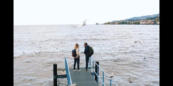 Urbane Wanderung in Montreux   Wandertipps von Schöffel und Lowa