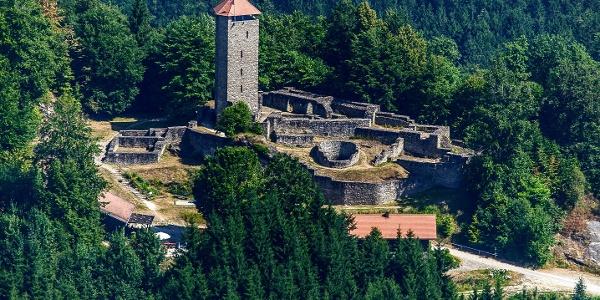 Burgruine Altnußberg