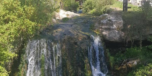 Wasserfall Hüttingen/Kyll