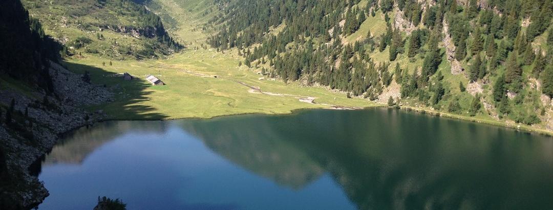 Lago Lagorai