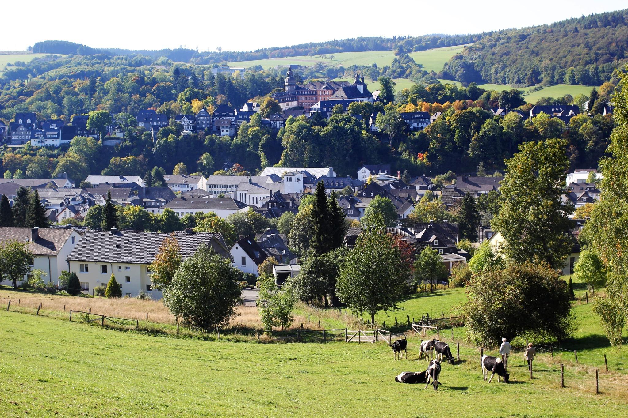 Wetter Bad Berleburg