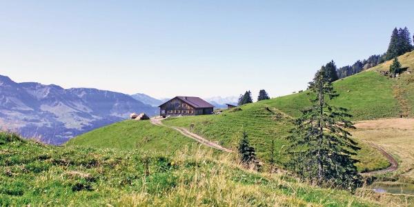 Alpe Hochleckach