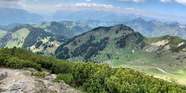 Gipfelfoto (1808m)