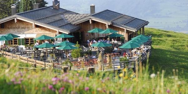 Weltcup-Hütte Ofterschwang
