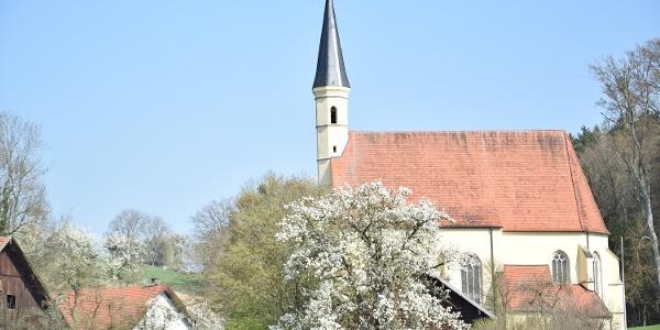 Filialkirche St. Anna bei Ering