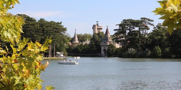 Klöster Kaiser Künstler Tour - Start beim Schlosspark Laxenburg