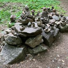 Steintürme im Tännichtgrund