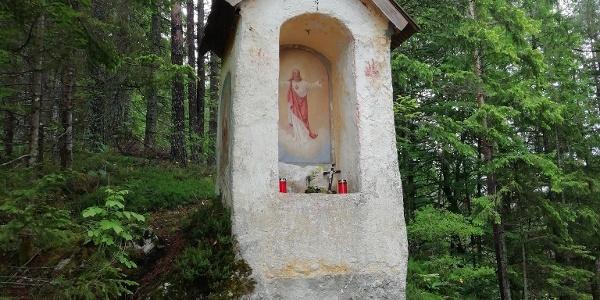 Infopunkt 2: Koschnigkreuz