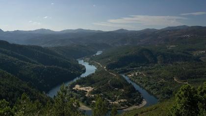 Meandros do Rio Zêzere