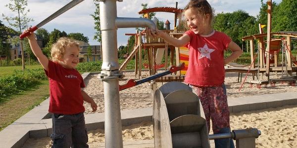 Hofaupark Kinderspielplatz