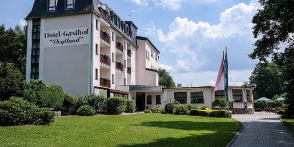 Außenansicht Hotel Vogtland