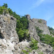 A Vadálló-kövek  egyik csoportja