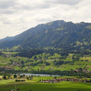Blick auf den Steineberg