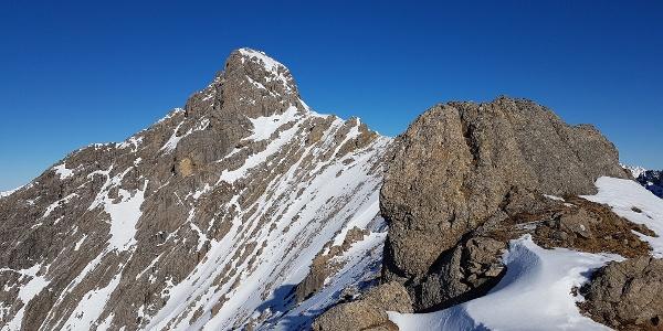 Blick zur Reichspitze 2590m