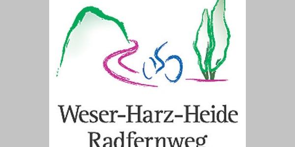 Logo Weser-Harz-Heide-Radfernweg