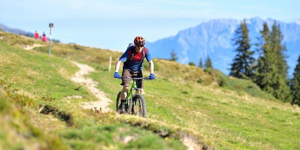 Trail Brambrüesch - Pradaschier