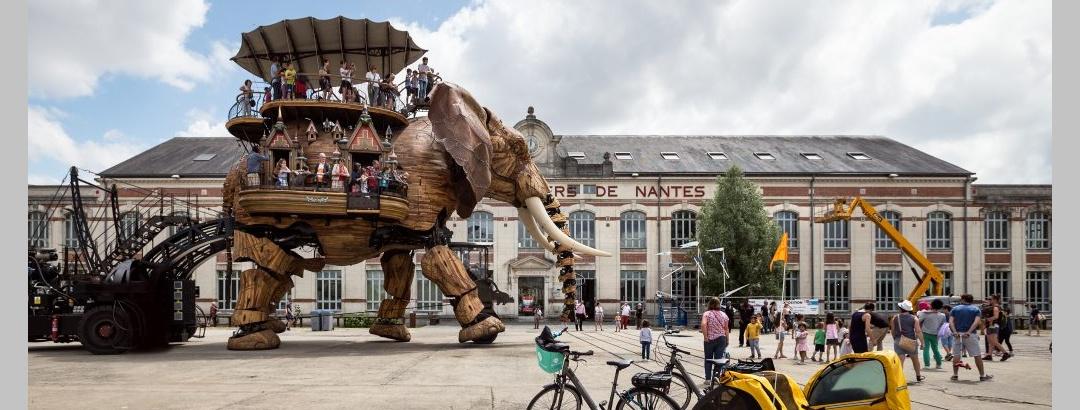 L'île de Nantes