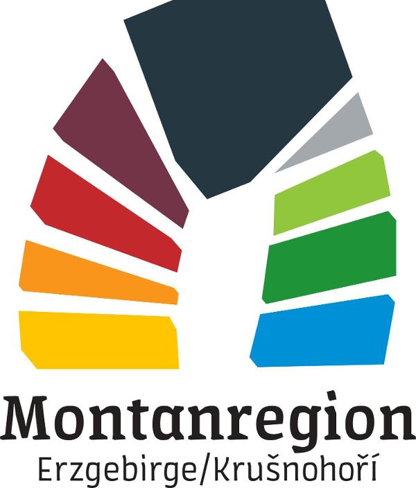 Logo UNESCO-Welterbe / Montanregion Erzgebirge/Krušnohoří