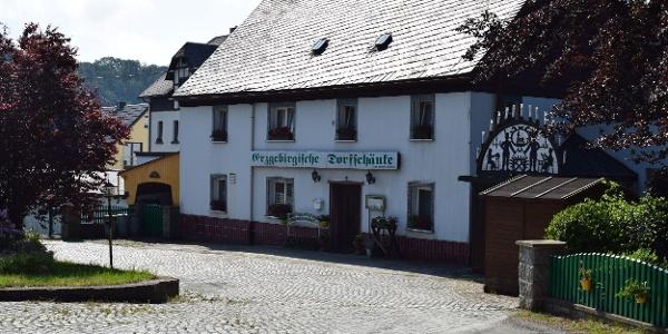 Erzgebirgische Dorfschänke