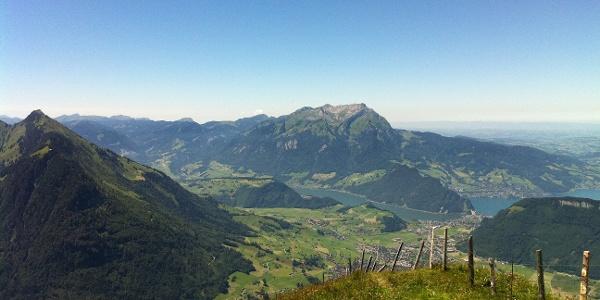 Buochserhorn, Gipfel