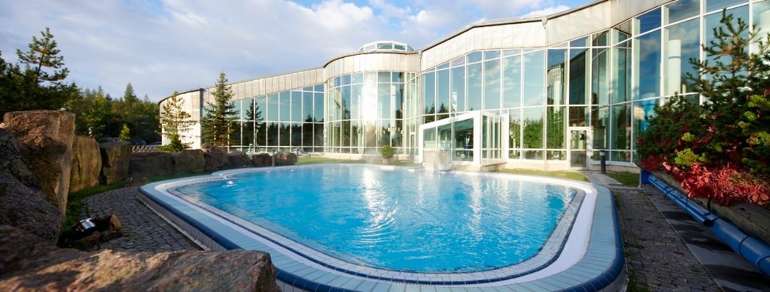 Johannesbad Fachklinik & Gesundheitszentrum Raupennest