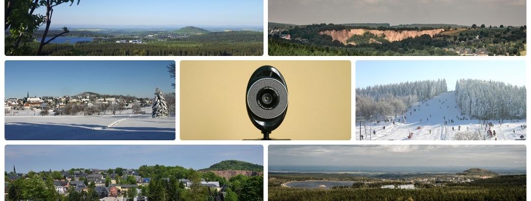 Urlaubsregion Altenberg Panoramas