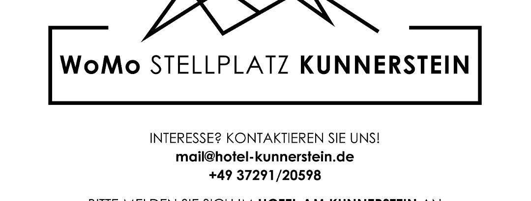 Wohnmobilstellplätze Kunnerstein
