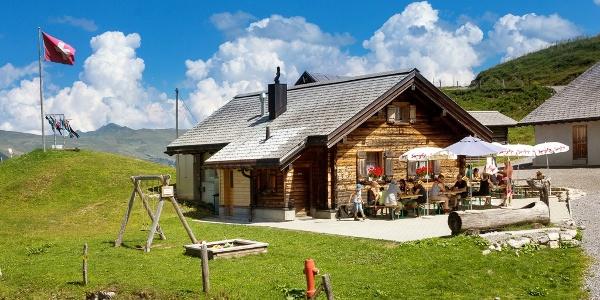 Berggasthaus Ochsenalp