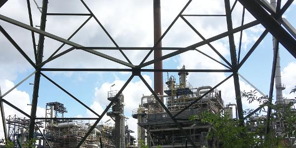 Ruhr Oel Raffinerie, Gelsenkirchen-Scholven