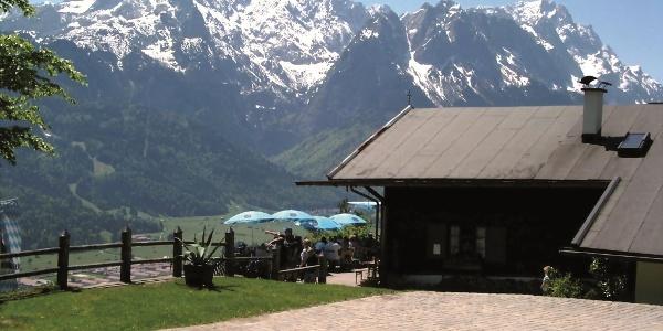 St. Martins Hütte